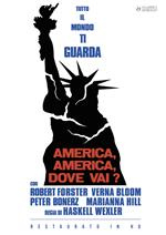America, America, dove vai? Restaurato in HD (DVD)