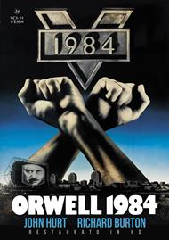 Orwell 1984. Restaurato in HD (DVD)