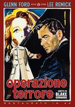 Operazione terrore. Restaurato in 4K (DVD)