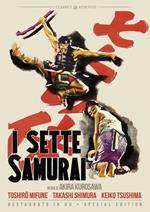 I sette samurai. Special Edition. Restaurato in HD (DVD)