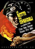 La notte dei generali. Restaurato in HD (DVD)