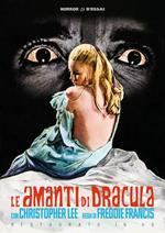 Le amanti di Dracula. Restaurato in HD (DVD)