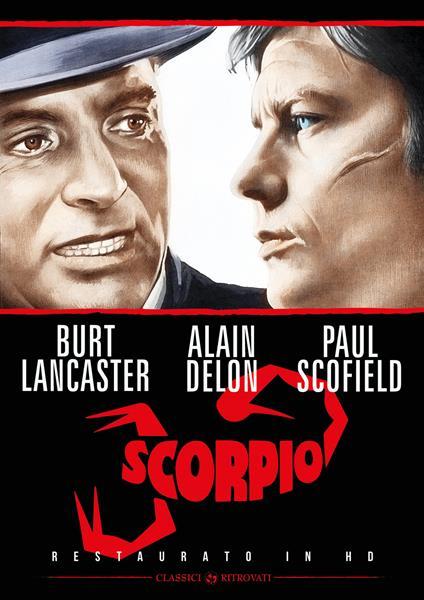 Scorpio (Restaurato In HD) (DVD) di Michael Winner - DVD