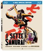 I sette samurai. Special Edition (3 Blu-ray)