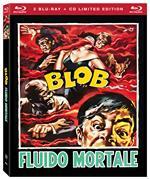 Blob fluido mortale. Con CD (2 Blu-ray)