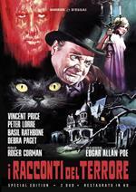 I racconti del terrore. Special Edition con Poster. Restaurato in HD (2 DVD)