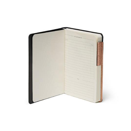 Taccuino Legami My Notebook Small A righe Rosa - 2