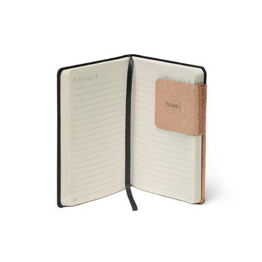 Taccuino Legami My Notebook Small A righe Rosa - 5