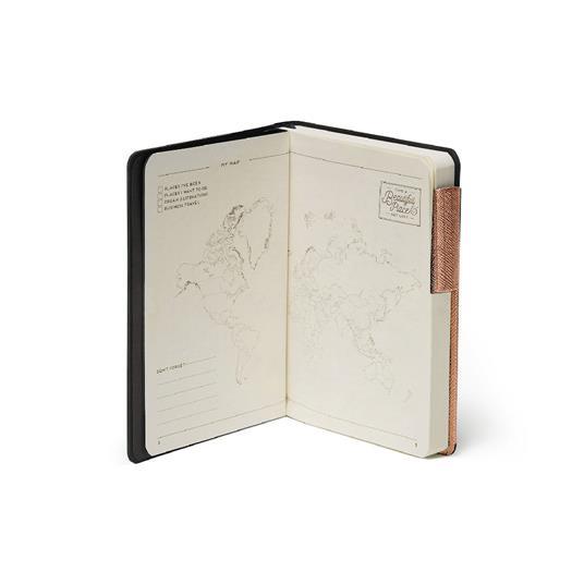 Taccuino Legami My Notebook Small A quadretti Rosa - 3