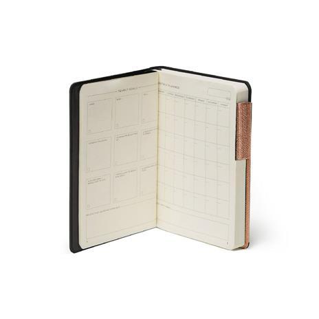 Taccuino Legami My Notebook Small A quadretti Rosa - 4