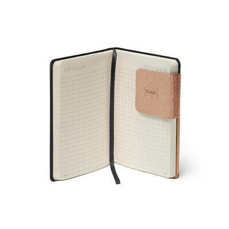 Taccuino Legami My Notebook Small A quadretti Rosa - 5