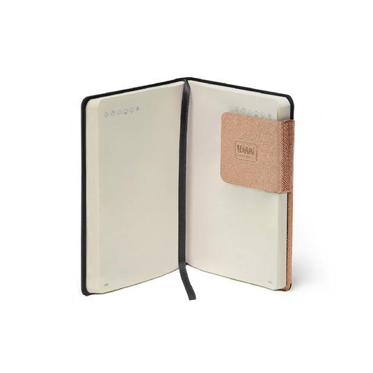 Taccuino Legami My Notebook Small A pagine bianche Rosa - 5