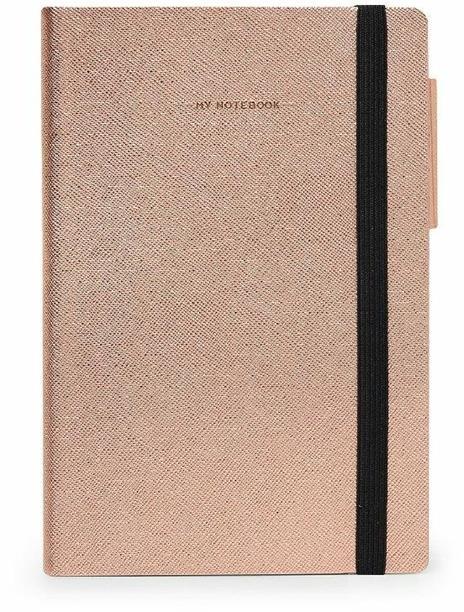 Taccuino Legami My Notebook Medium A righe Rosa