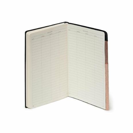 Taccuino Legami My Notebook Medium A righe Rosa - 6