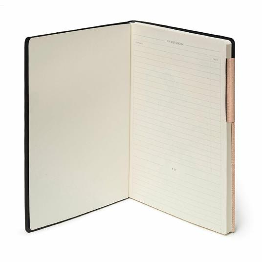 Taccuino Legami My Notebook Large A righe Rosa - 2