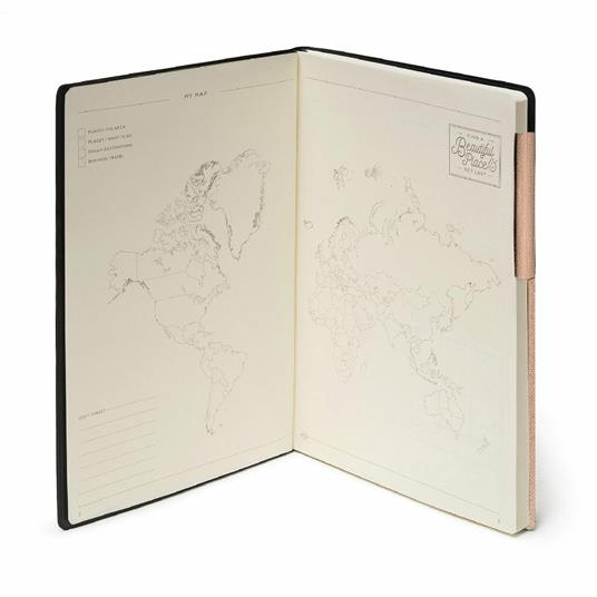Taccuino Legami My Notebook Large A righe Rosa - 3