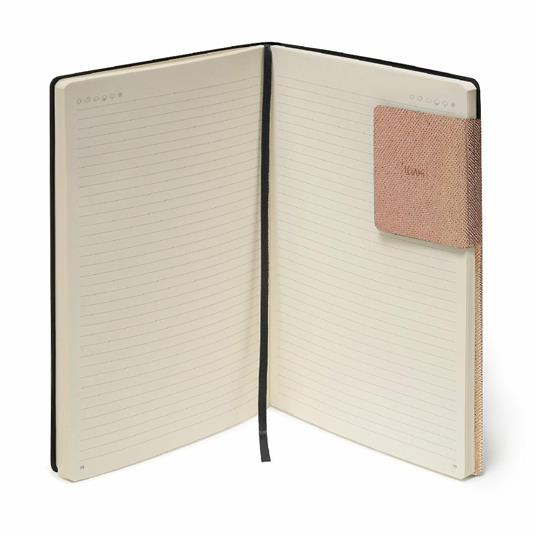 Taccuino Legami My Notebook Large A righe Rosa - 5