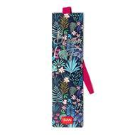 Segnalibro Legami con elastico Flora. Fiori - Bloom your own way