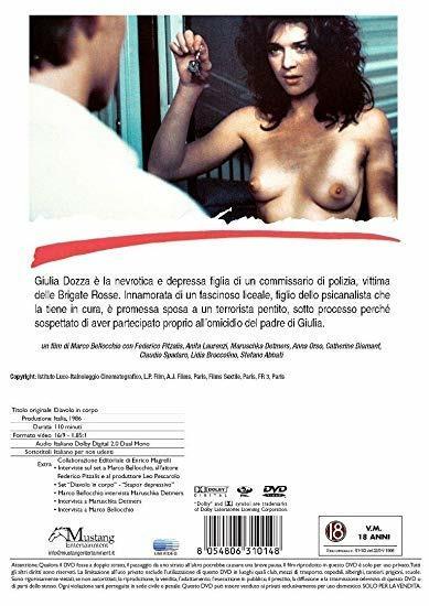 Il diavolo in corpo (DVD) di Marco Bellocchio - DVD - 2