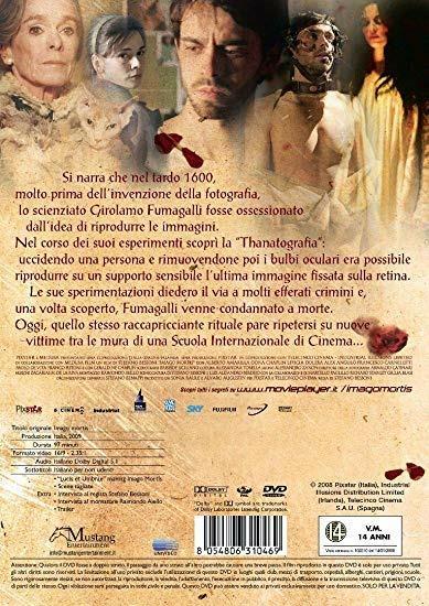 Imago mortis (DVD) di Stefano Bessoni - DVD - 2