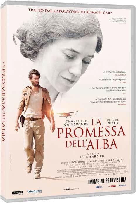 La promessa dell'alba (DVD) di Eric Barbier - DVD
