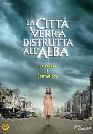 La città verrà distrutta all'alba (DVD) di Breck Eisner - DVD