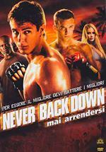 Never Back Down. Mai arrendersi (DVD)