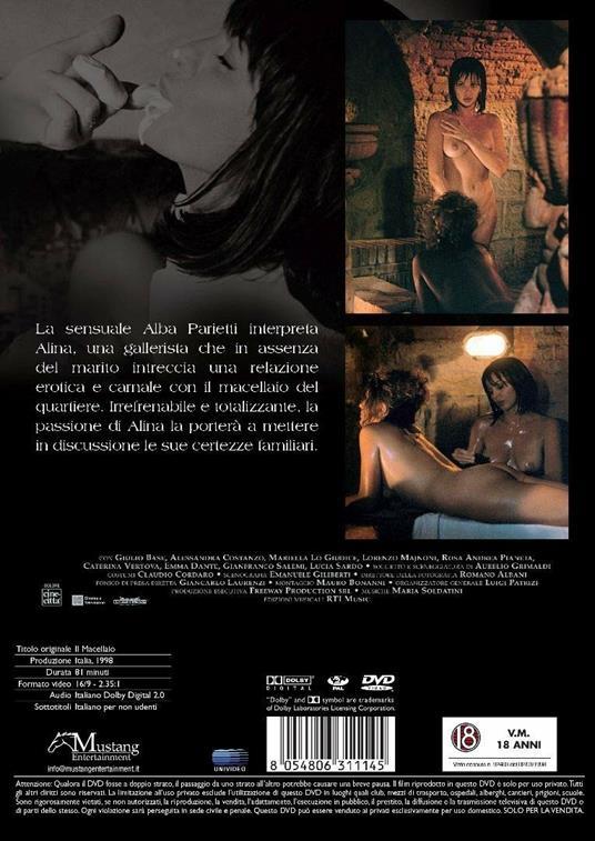 Il macellaio (DVD) di Aurelio Grimaldi - DVD - 2