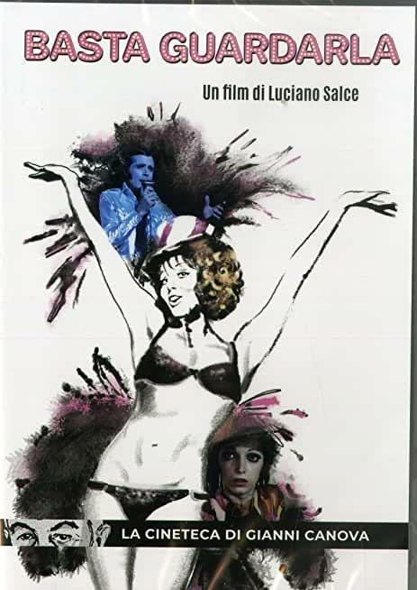 Basta guardarla (DVD) di Luciano Salce - DVD