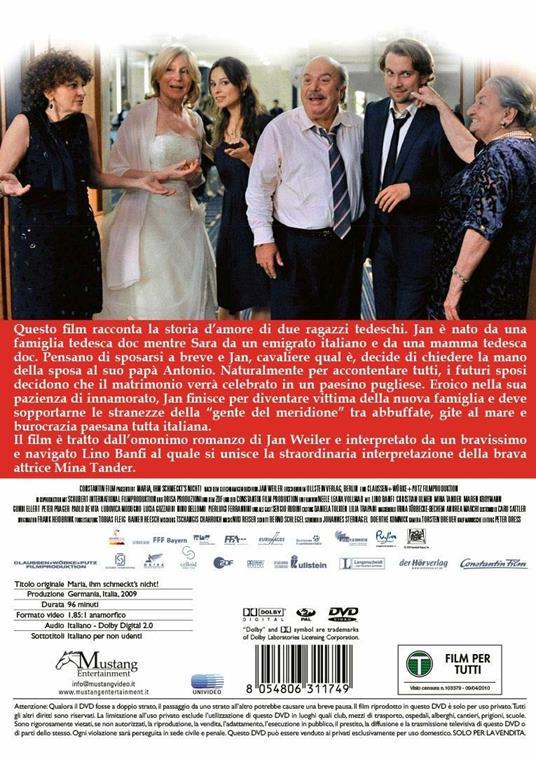 Indovina chi sposa mia figlia (DVD) di Neele Leana Vollmar - DVD - 2
