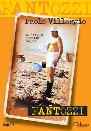Fantozzi. Ed. 2015 (Blu-ray) di Luciano Salce - Blu-ray