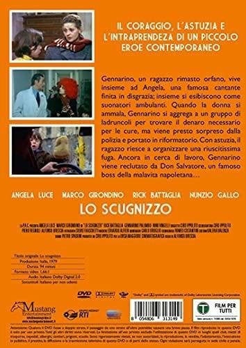 Lo scugnizzo (DVD) di Alfonso Brescia - DVD - 2