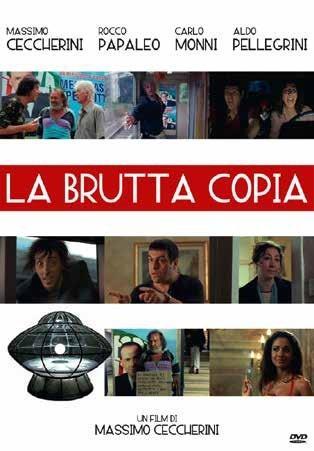 La brutta copia (DVD) di Massimo Ceccherini - DVD