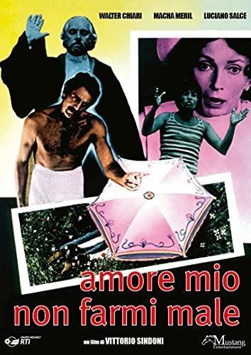 Amore mio non farmi male (DVD) di Vittorio Sindoni - DVD
