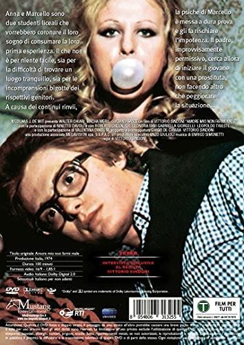 Amore mio non farmi male (DVD) di Vittorio Sindoni - DVD - 2