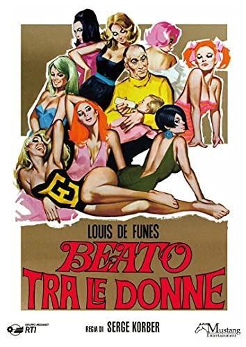 Beato tra le donne (DVD) di Serge Korber - DVD