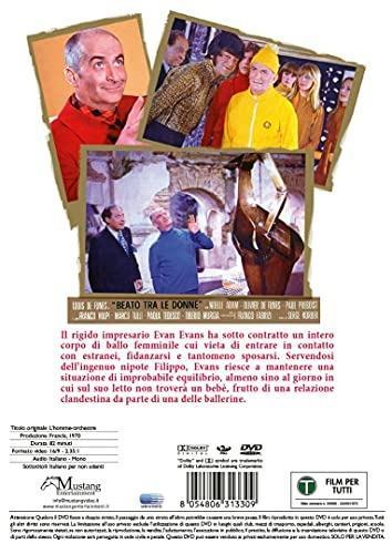 Beato tra le donne (DVD) di Serge Korber - DVD - 2