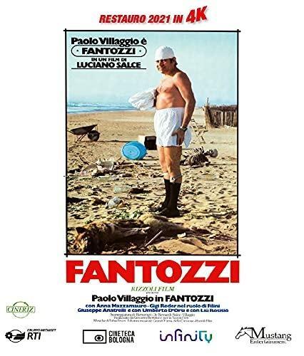 Fantozzi. Ed. 2021 (Blu-ray) di Luciano Salce - Blu-ray
