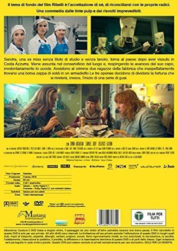 I Ribelli (DVD) di Allan Mauduit - DVD - 2