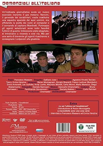 I Carabbinieri (DVD) di Francesco Massaro - DVD - 2