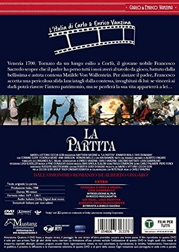 La Partita (DVD) di Carlo Vanzina - DVD - 2