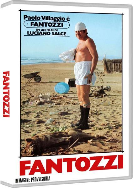 Fantozzi. Ed. 2015 + 2021 (2 Blu-ray) di Luciano Salce - Blu-ray