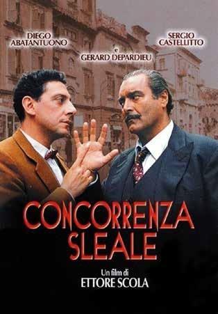 Concorrenza sleale (DVD) di Ettore Scola - DVD