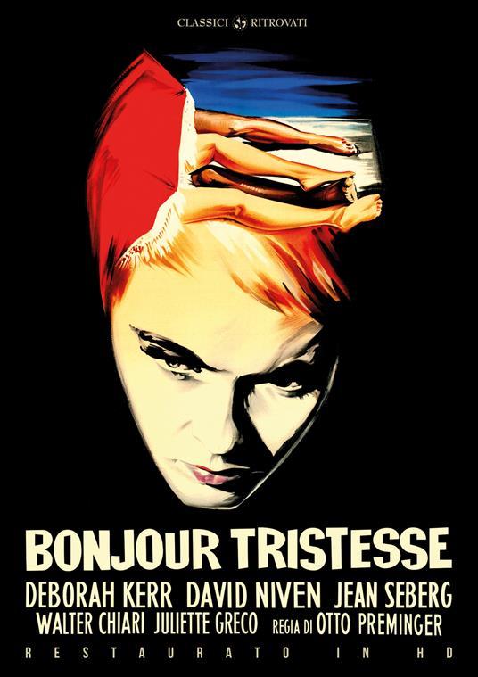 Bonjour tristesse (Restaurato in HD) (DVD) di Otto Preminger - DVD