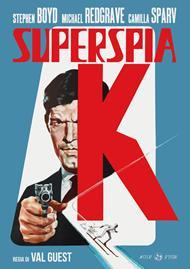 Superspia K (DVD)