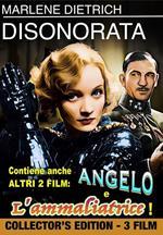 Disonorata - Angelo - L'ammaliatrice (DVD)