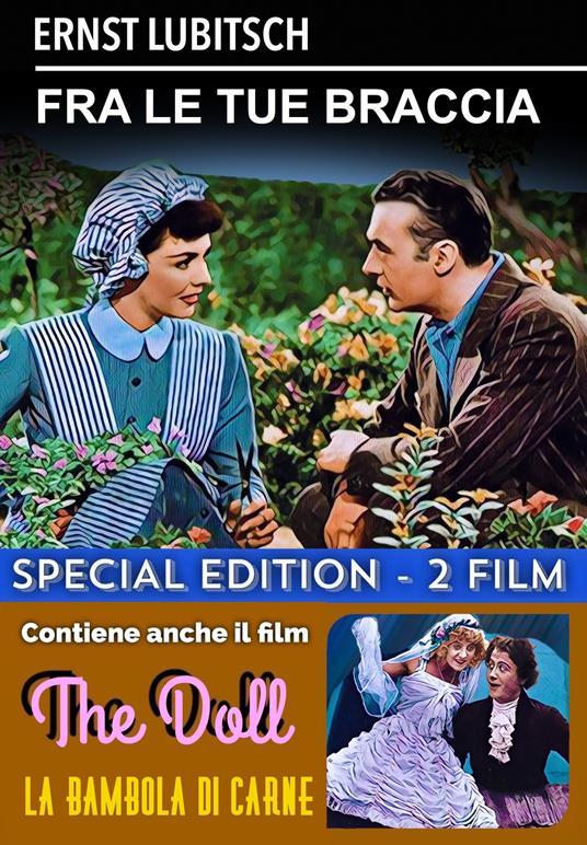 Fra le tue braccia - La bambola di carne (DVD) di Ernst Lubitsch - DVD