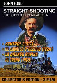 Centro! - Il cavallo d'acciaio - La grande rapina al treno (DVD)