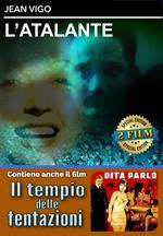 L' Atalante - Il tempio delle tentazioni (DVD)