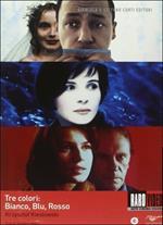 Tre colori: Bianco, Blu, Rosso (3 DVD)